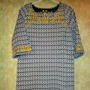 Very nice embroidered tunic/dress